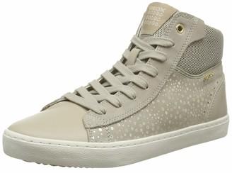 Geox J Kilwi Girl D Hi-Top Sneakers