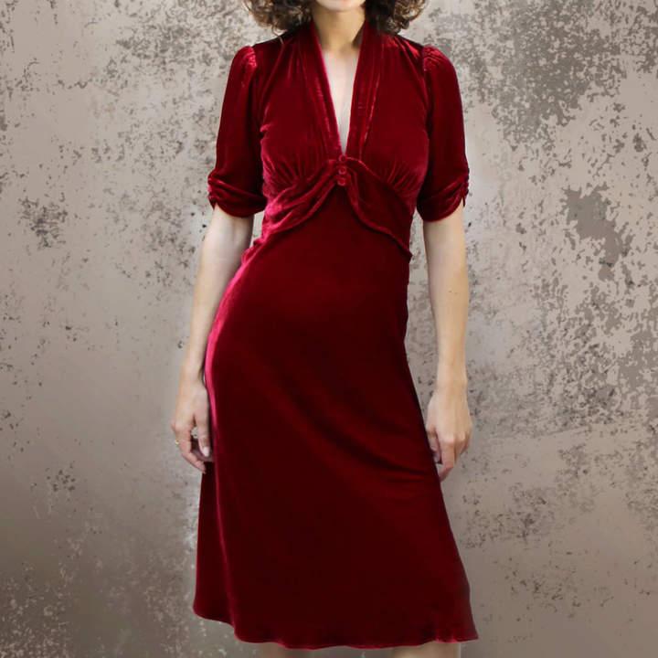 868d1dd4ace16 Forties Dress - ShopStyle UK