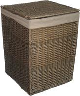 Laundry Baskets With Lids Shopstyle Uk