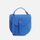 Meli-Melo Women's Ortensia Saddle Bag - Cobalt Blue