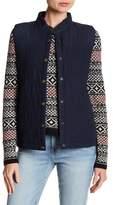 Joie Keilah Front Button Vest
