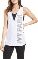 Ivy Park Women's Silicone Logo Tank