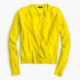 J.Crew Lightweight wool Jackie cardigan sweater
