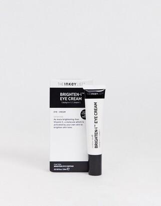 The INKEY List Brighten-i Illuminating Eye Cream 15ml