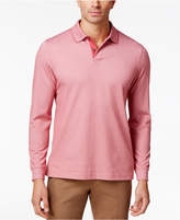 Tasso Elba Men's Supima® Blend Polo, Only at Macy's