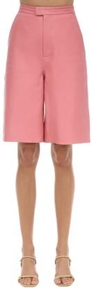Remain Manu Leather Shorts