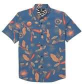 Volcom Bleeker Print Woven Shirt
