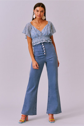 Finders Keepers COCO JEAN washed blue