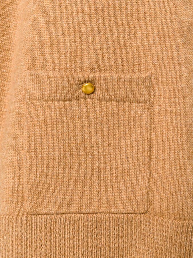 Vanessa Bruno button pocket jumper