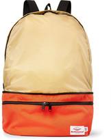 Battenwear - Eitherway Cordura And Nylon-ripstop Convertible Bag - Bright orange