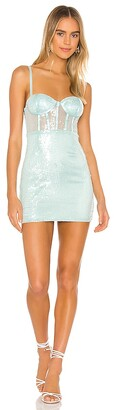 superdown Blythe Bustier Mini Dress