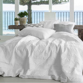 Kas Ivy White Quilt Cover Set