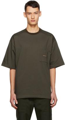 Oamc Green I.D. T-Shirt