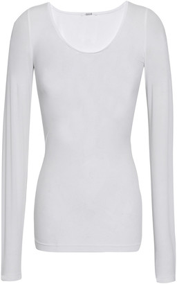 Wolford Buenos Aires Stretch-jersey Top