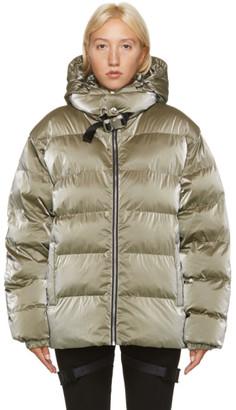 Alyx Khaki Nightrider Puffer Jacket