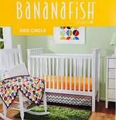 Banana Fish Bananafish Studio Collection Geo Circle Crib Bedding Comforter by Bananafish