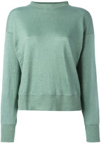 Etoile Isabel Marant knitted top - women - Linen/Flax - S