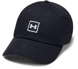 Under Armour UA Washed Cotton Cap
