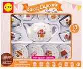 Alex Sweet Cupcake Tea Set