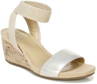 Naturalizer Angela Wedge Sandal - Wide Width Available