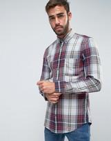 BOSS ORANGE by Hugo Boss Check Flannel Shirt