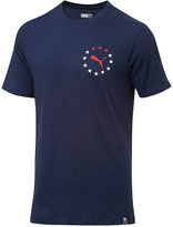 Puma Men's Logo-Print T-Shirt