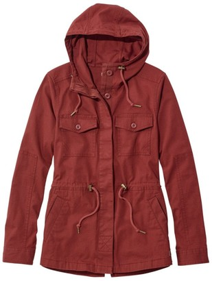 L.L. Bean Women's Hooded Ripstop Jacket