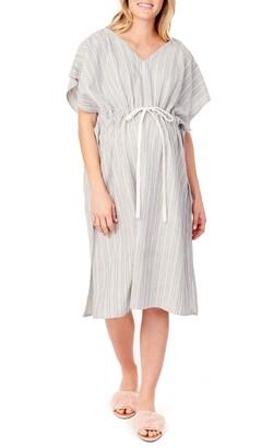 Ingrid & Isabel Maternity/Nursing Hospital Gown