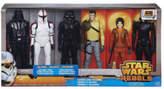 Star Wars NEW Rebel 12inch Hero Series 6 Pack