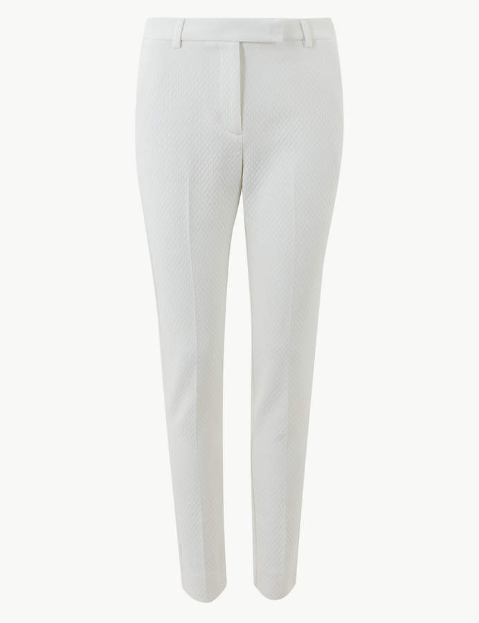 d0d7939d6160ac Slim Low Rise Ankle Pants - ShopStyle
