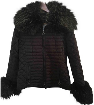 Moncler Brown Coat for Women