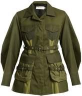 Marques Almeida MARQUES'ALMEIDA Cargo-pocket military jacket