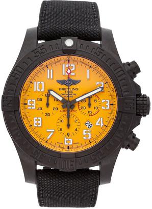 Breitling White Breitlight Avenger Hurricane XB0170E4/I533 Men's Wristwatch 50 MM