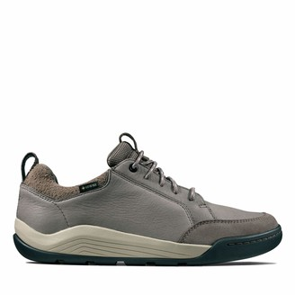 Clarks Mens 261430357 Ankle Boots Grey Size: 10 UK