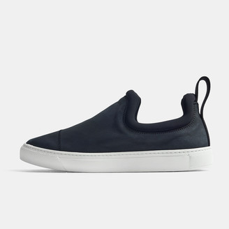 James Perse Zuma Leather Slip-On - Mens