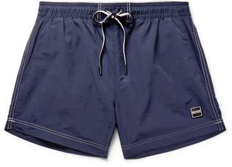 HUGO BOSS Tuna Slim-Fit Mid-Length Swim Shorts