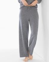 Soma Intimates Cashmere/Wool Blend Pants