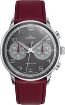 Junghans Meister driver 027/3685.00 chronoscope watch