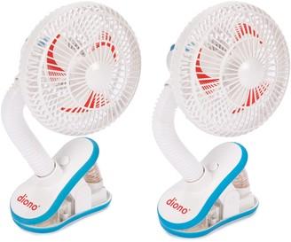 Diono Stroller Fan - 2 Pack