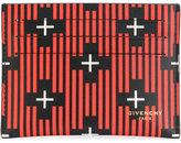 Givenchy stripe cross cardholder
