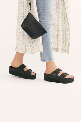 Birkenstock Arizona Platform Exquisite Sandals