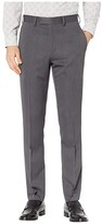 Kenneth Cole Reaction Urban Heather Stretch Slim Fit Dress Pants (Oatmeal) Men's Casual Pants