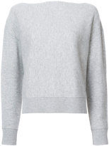 Proenza Schouler cashmere jumper - women - Spandex/Elastane/Cashmere/Wool/Polyimide - S