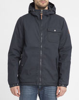 Element Navy Freemont Quilted Lining Waxed Parka