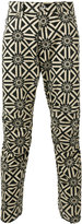 G Star G-Star - printed trousers - men - Cotton/Polyester - 29