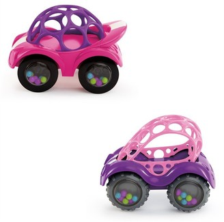 Oball - Pink Rattle & Roll (Individual Cars Sold Separately)