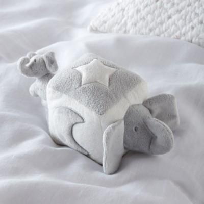 The White Company Kimbo Activity Cube, White Grey, One Size