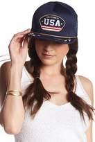 San Diego Hat Company USA Trucker Cap