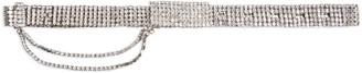 Topshop Diamante Chain Belt