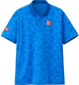 Uniqlo Men Nk Dry Ex Short Sleeve Polo Shirt 16us